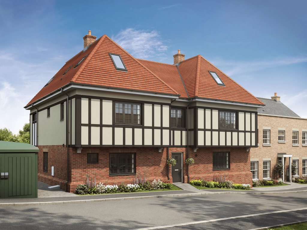 new apartments for sale in Theydon Bois