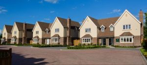 select development of family homes in Essex
