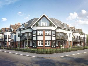 Burns Court, Gidea Park new apartments for sale