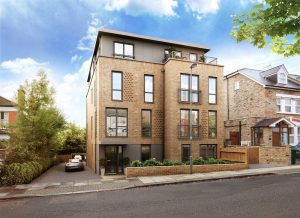 Help to buy developments - Rosebay House