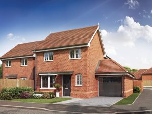 Pheasant Close - Plot 1 new home