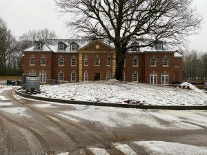 Snow Lawn Manor